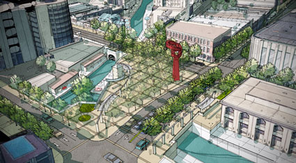 San Antonio's potential for Creative Urban Design and ...
